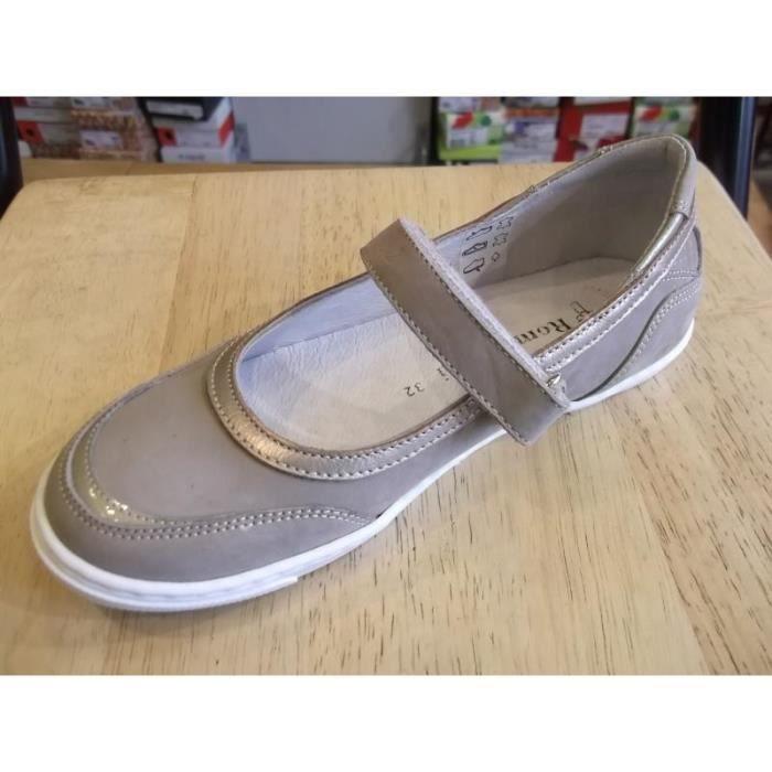 Chaussures enfants Babies filles Romagnoli P34