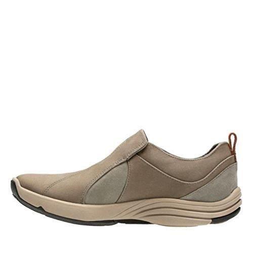 Clarks Femmes rivière Vague Sneaker imperméable NF76W Taille-38 1-2