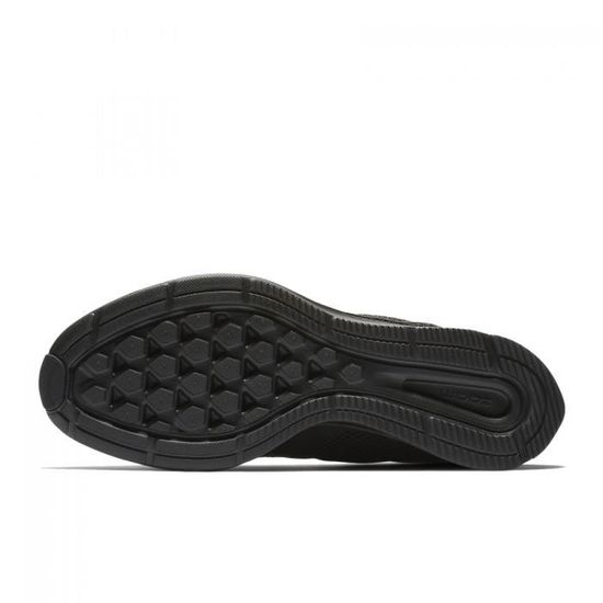 wholesale dealer b91b7 380da NIKE Chaussures de running Zoom Strike - Homme - Noir - Prix pas cher -  Cdiscount