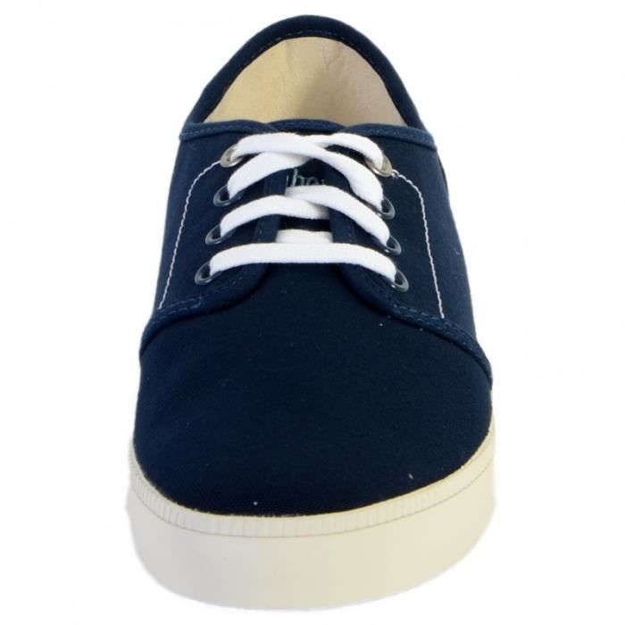 Chaussure Timberland New Port Bay Canvas P Navy A18DG