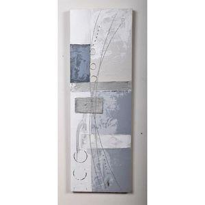 TABLEAU - TOILE Tableau déco Modern  34 -  Toile peinte à la main