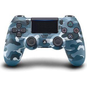 MANETTE JEUX VIDÉO Manette PS4 DualShock 4 Blue Camouflage V2