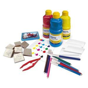 SPIDERMAN Color Maker - Coffret Peinture