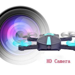 DRONE Cadeau de Noël JY018 WiFi FPV Quadcopter Mini Dron