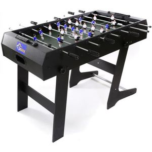 BABY-FOOT SAMAX table de babyfoot/jouer au baby-foot pliable