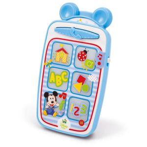 TÉLÉPHONE JOUET CLEMENTONI - Mickey - Téléphone Jouet Premier Age
