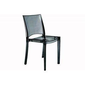 Chaise transparente achat vente chaise transparente for Chaise de cuisine solde
