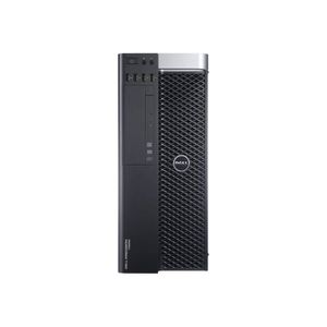 UNITÉ CENTRALE + ÉCRAN Dell Precision Fixed Workstation T5600 MDT 1 x Xeo
