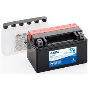 BATTERIE VÉHICULE ETX7A-BS YTX7ABS YTX7A-BS, EXIDE Batterie de démar