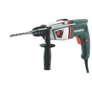 PERCEUSE METABO Marteau perforateur BHE 2644 - 800W + Mandr