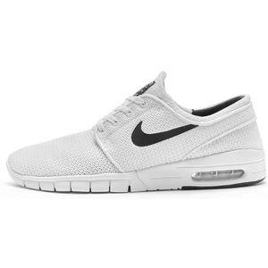 low priced e3dce 0dcb4 BASKET Nike SB Stefan Janoski Max formateurs en blanc et