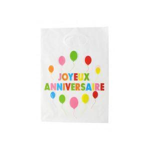 POCHETTE SURPRISE Pochette surprise Joyeux Anniversaire Multicolore