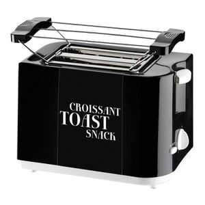 grille pain toaster achat vente pas cher cdiscount. Black Bedroom Furniture Sets. Home Design Ideas