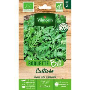 GRAINE - SEMENCE VILMORIN Sachet graines bio Roquette cultivée
