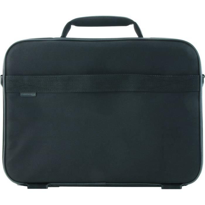 MOBILIS Sacoche pour ordinateur portable - TheOne Twice Briefcase - 14-16\