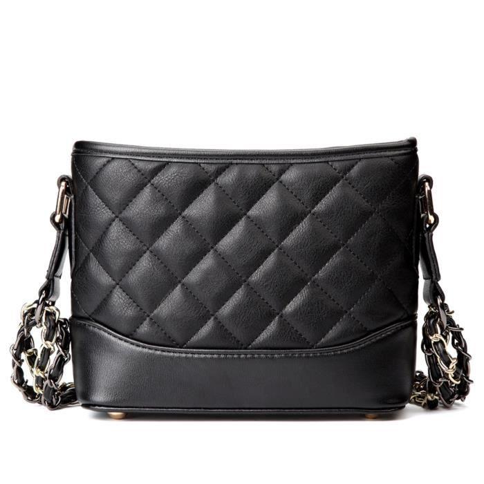 Les petits sacs à main en cuir pour sac de mode avec la chaîne sacs matelassés de Crossbody U3RNY