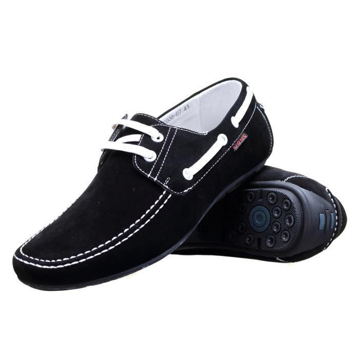 Chaussure Uomo 550938-07 Noir