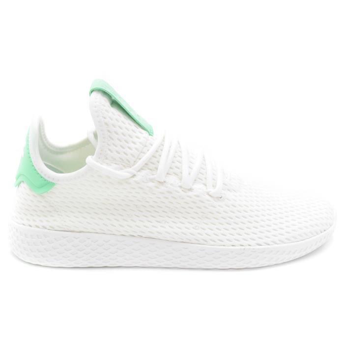Adidas Pharrell Williams Basket Tennis BY8717 blanc-Vert T. 40 PAmEUZGDW