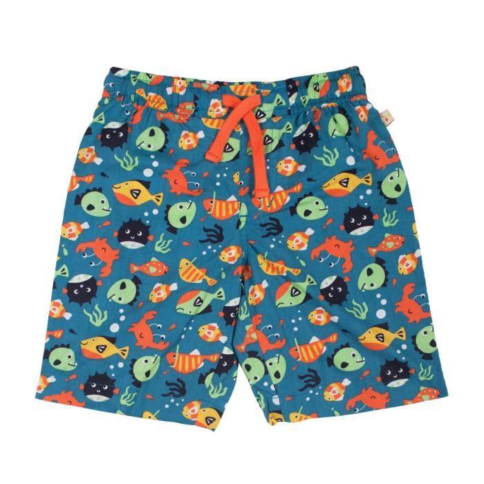 grand choix de 5bf82 2ad28 FRUGI 100% coton bio maillot de bain short l'été garcon bébé ...