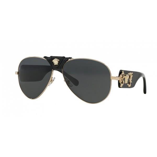 Versace VE2150Q-100287 - Achat   Vente lunettes de soleil Mixte ... 8074106156b7