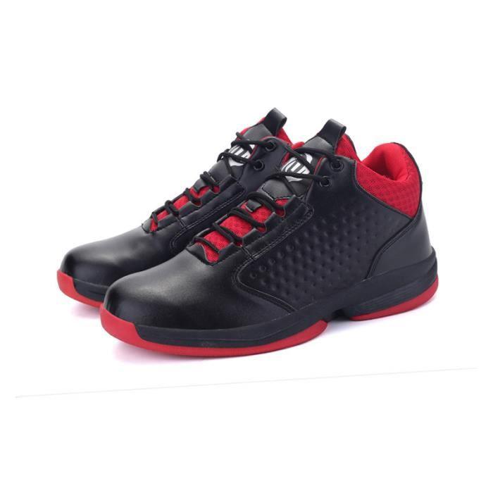 XZ223Noir39 léger Chaussure Sport Jogging Respirant BYLG et Baskets Homme été Chaussures hiver ZwqFRP