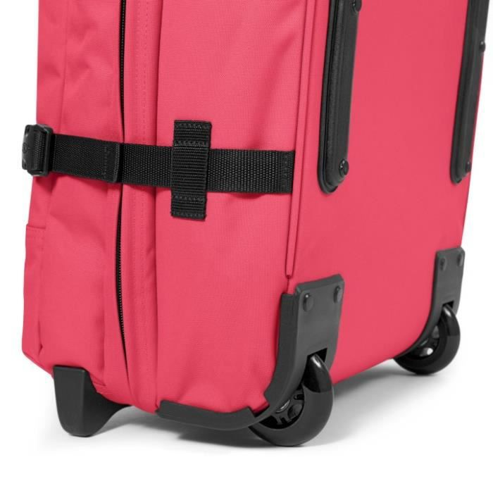 Sac de voyage Eastpak Tranverz S coloris Wild Pink