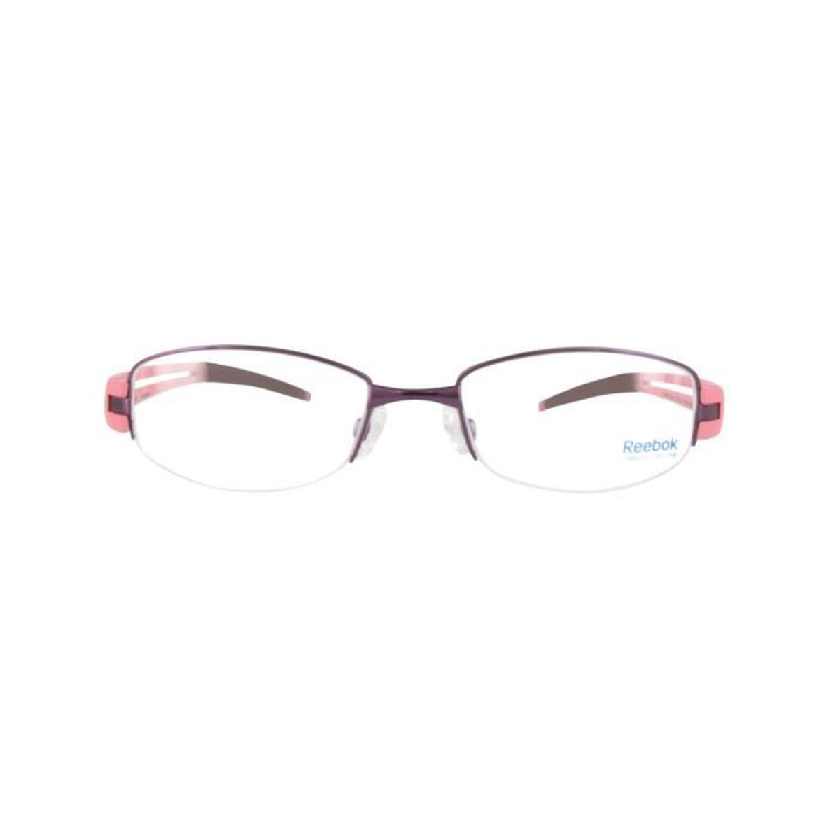 reebok lunettes femme violet
