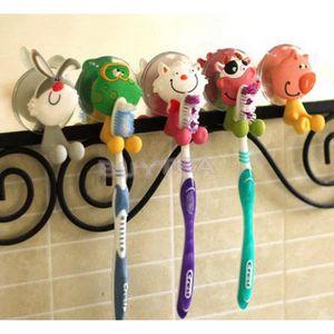 PORTE SECHE-CHEVEUX titulaire avec ventouse de brosse à dents murale c