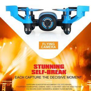 DRONE Drone rc, 360 degrés Flip 4 canaux 2,4 GHz Quadcop