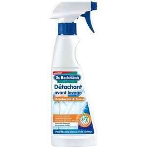 LESSIVE DR BECKMANN Spray détachant avant-lavage déodorant