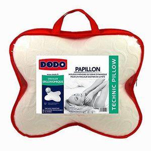 OREILLER DODO Oreiller à mémoire de forme PAPILLON - 100% p