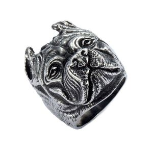 bague homme animal