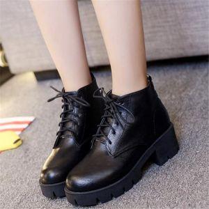 bottines - low boots Cuir nouvelles Talons hauts bottes de mode femme lydx711noir 1d2SqJVz