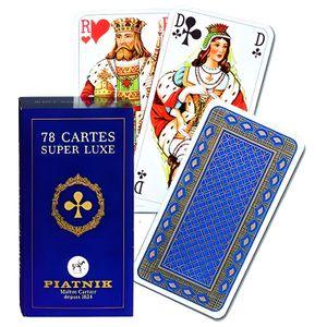 CARTES DE JEU Jeu de Tarot - 78 cartes Luxe