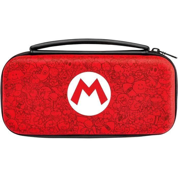 Housse Deluxe Mario Remix pour Nintendo Switch