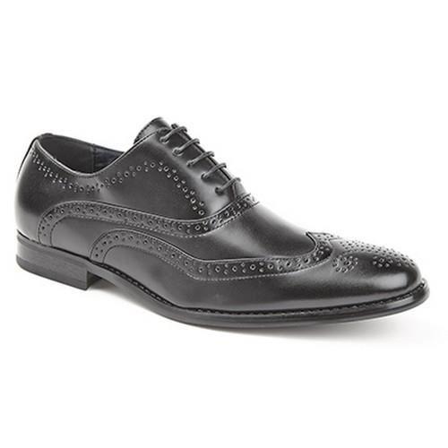 DERBY Goor - Chaussures de ville en cuir à lacets - Homm