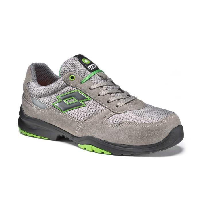Los Angeles e357a 28a4c Chaussures de sécurité Lotto FLEX EVO 500 basket confortable S1P SRC HRO