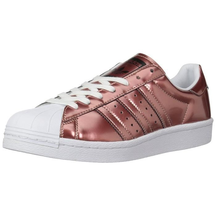 BASKET Baskets adidas Superstar Boost Chaussures Femme Or