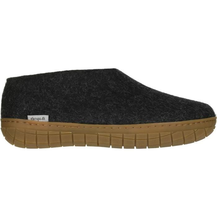 Unisex Ar-02 - Felt Shoes With Rubber Sole Q9F0V Taille-47 dTH55e7