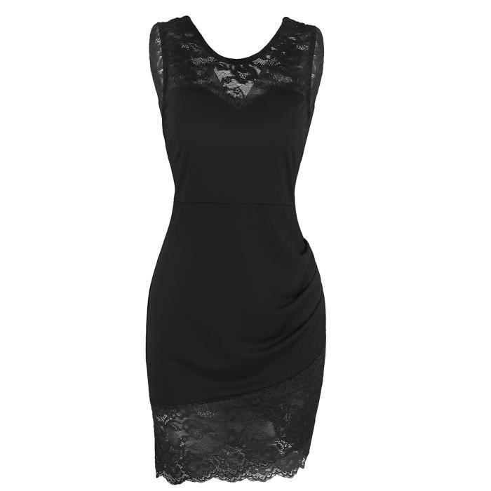 14f82ed3562 Robe de soiree femme ronde - Achat   Vente pas cher