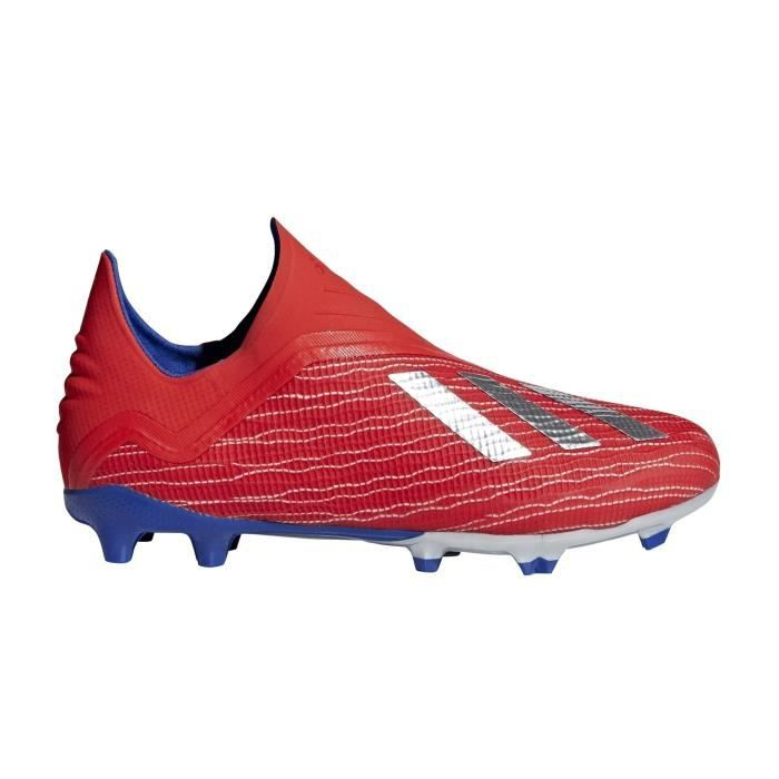 adidas football chaussure rouge
