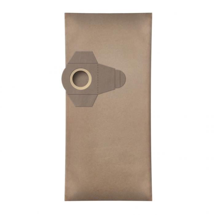 SAC ASPIRATEUR Sacs d'aspirateur pour Einhell Inox 1250 (3 pièces