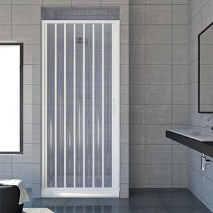 porte de douche pliante achat vente pas cher. Black Bedroom Furniture Sets. Home Design Ideas