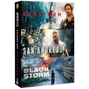 DVD SÉRIE Coffret DVD Catastrophes Naturelles, 3 films : Geo