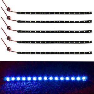 BANDE - RUBAN LED mosakog® 5 x 15 30 cm LED 12V voiture pour véhicul