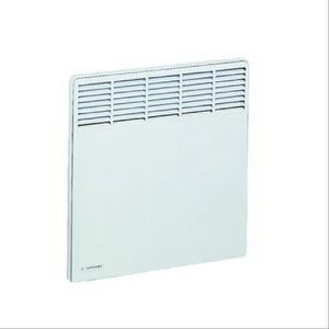 THERMOSTAT D'AMBIANCE Applimo - Solo Etroit 1500w Blanc 11045EB