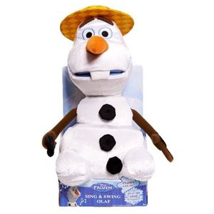 PELUCHE Disney La Reine des neiges jouet–Sing et Swing 3