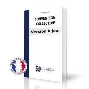 LIVRE DROIT TRAVAIL  SICA bétail viande - convention collective brochur