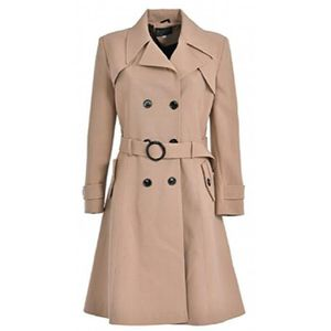 Femme Léger Voilé Trench Léger Trench mwn0v8NO