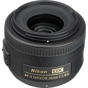 OBJECTIF Objectif Nikon AF-S NIKKOR 35mm f/1,8G DX